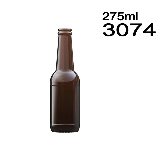 #3074 Beer Bottle
