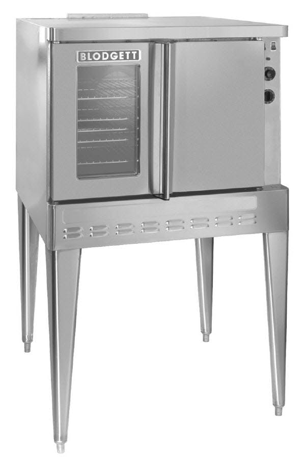 Blodgett SHO-100-G Economy Convection Oven - sold by pizzaovens.com