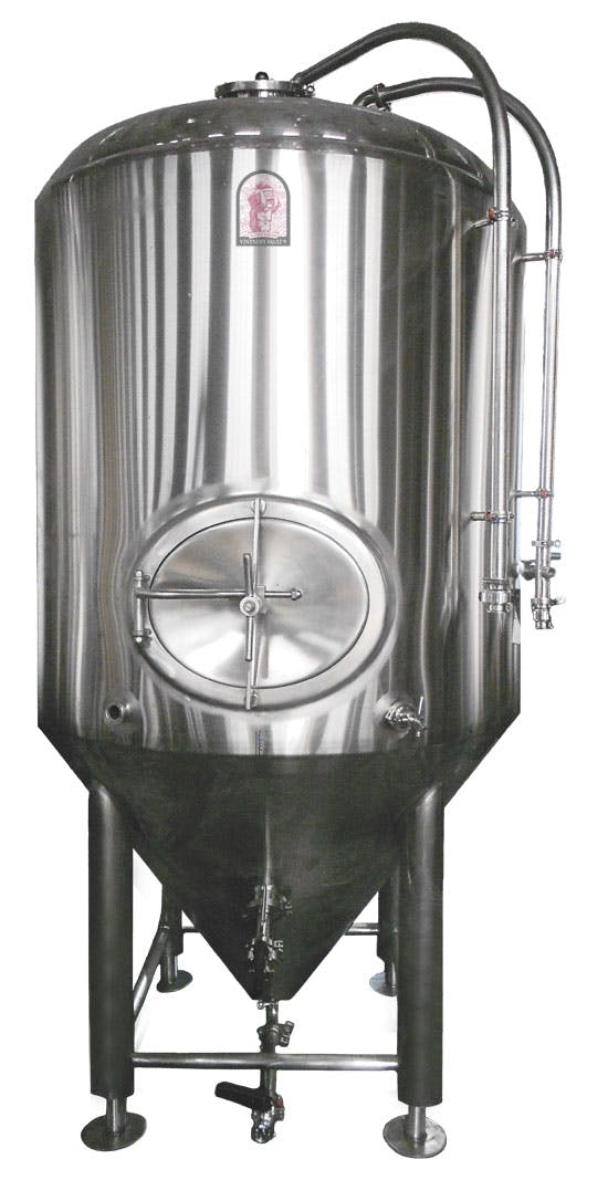 Brewery Fermenter Tanks Fermenter sold by The Vintner Vault
