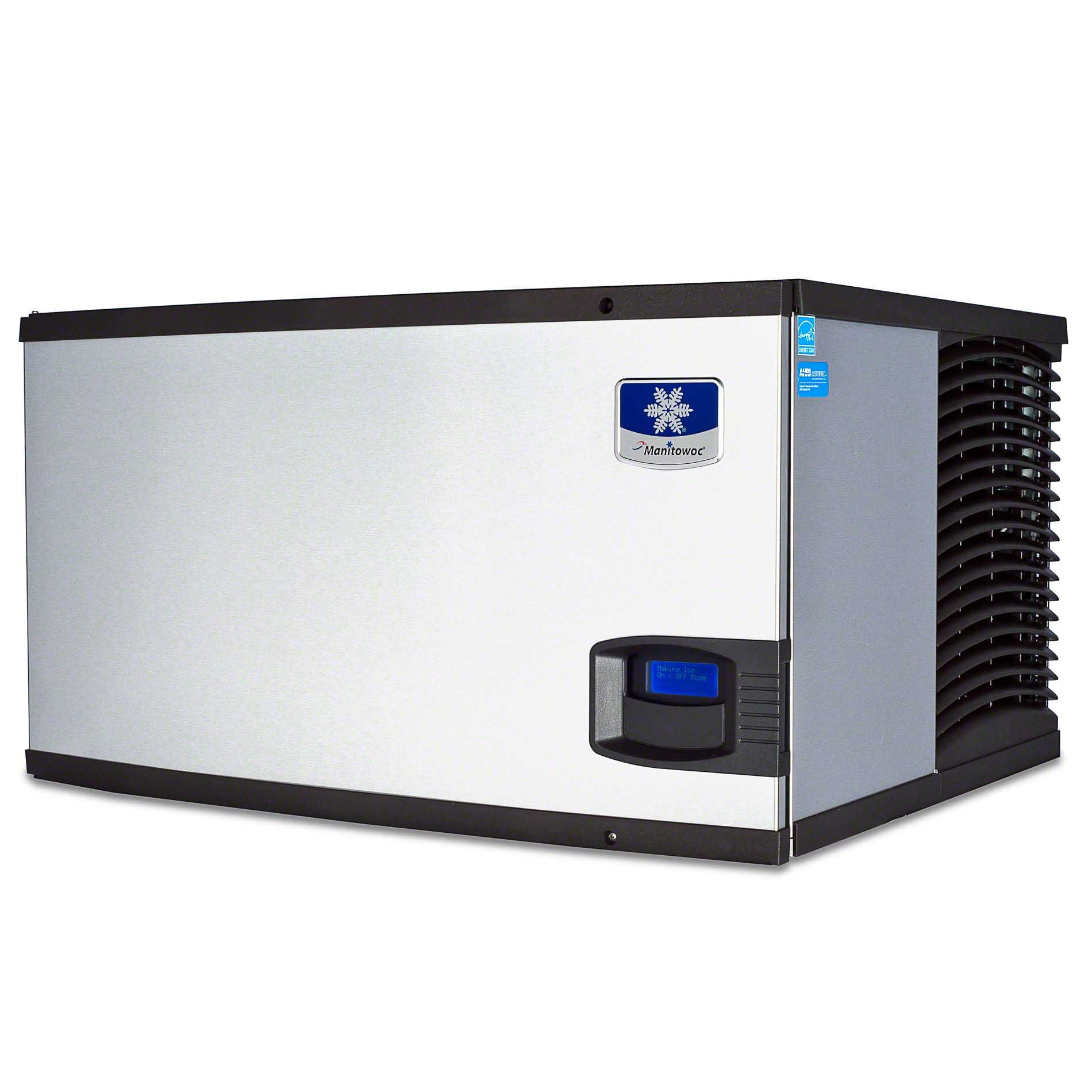 Manitowoc - IY-0304A 310 lb Half Size Cube Ice Machine - Indigo Series - sold by Food Service Warehouse