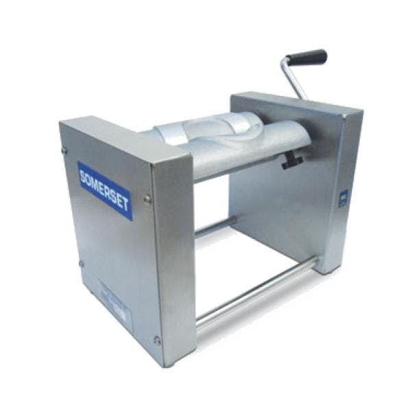Somerset SPM-45 Pastry and Calzone Machine Dough sheeter sold by pizzaovens.com