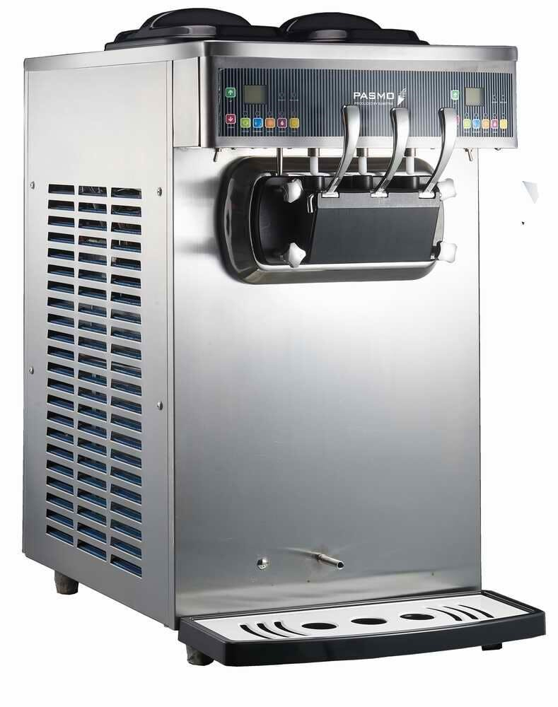 Pasmo S230F Soft Serve Yogurt Machine Ice cream machine sold by Pizza Solutions