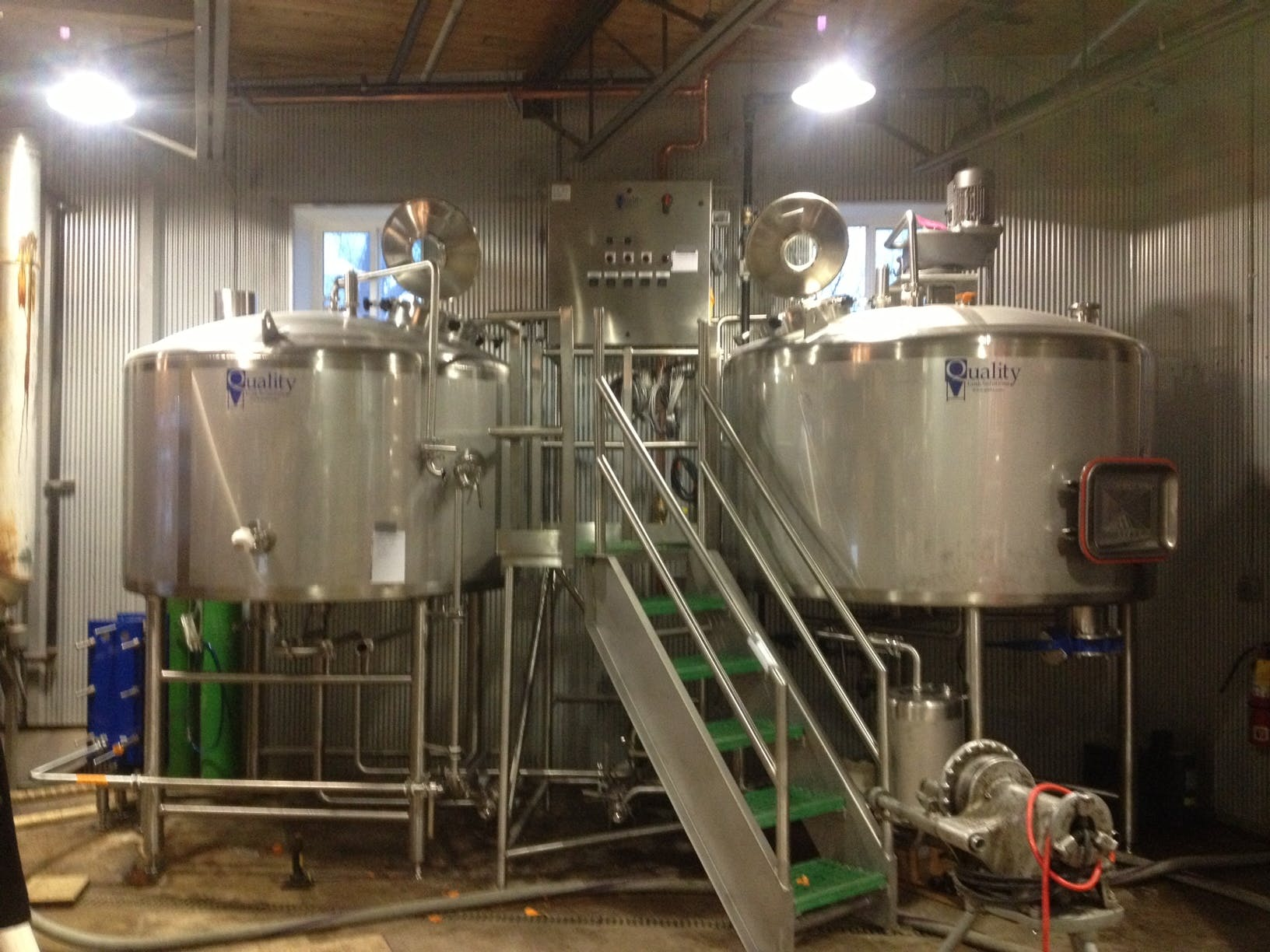 Brewhouses Brewhouse sold by Quality Tank Solutions