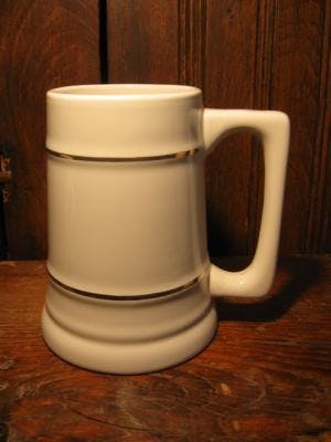 28 oz Tankard Ceramic mug sold by Promotional Concepts of Wisconsin