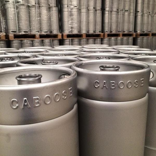 1/6bbl keg - sold by Keg Solutions