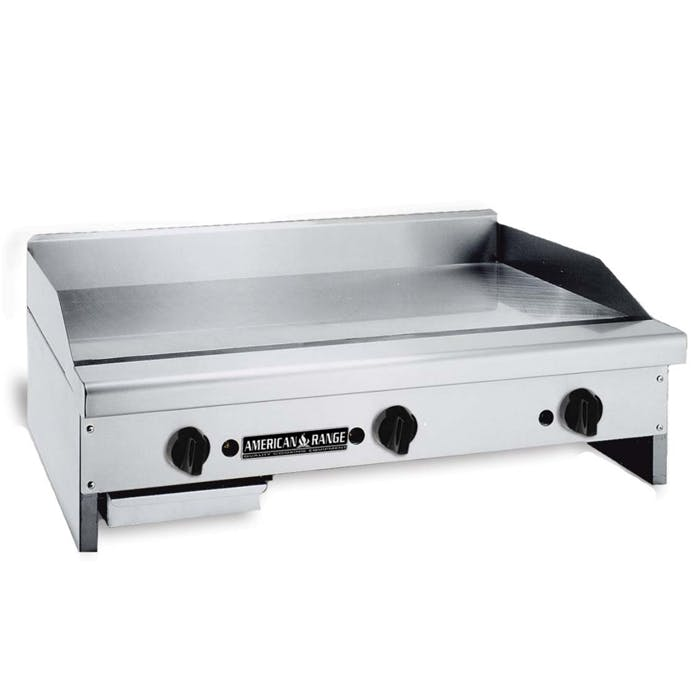 American Range ARMG-160 Gas Griddle - sold by pizzaovens.com