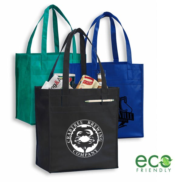 Deluxe Grocery Shopper Bag sold by MicrobrewMarketing.com