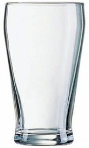 Tumbler - Crown Viking 16oz 20oz_Arc Beer glass sold by Boelter Beverage