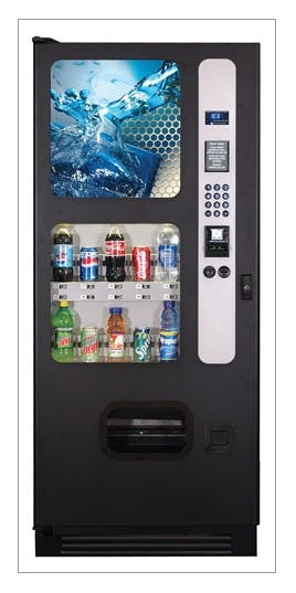 BC-10 Soda Machines Vending machine sold by MEGAvending.com