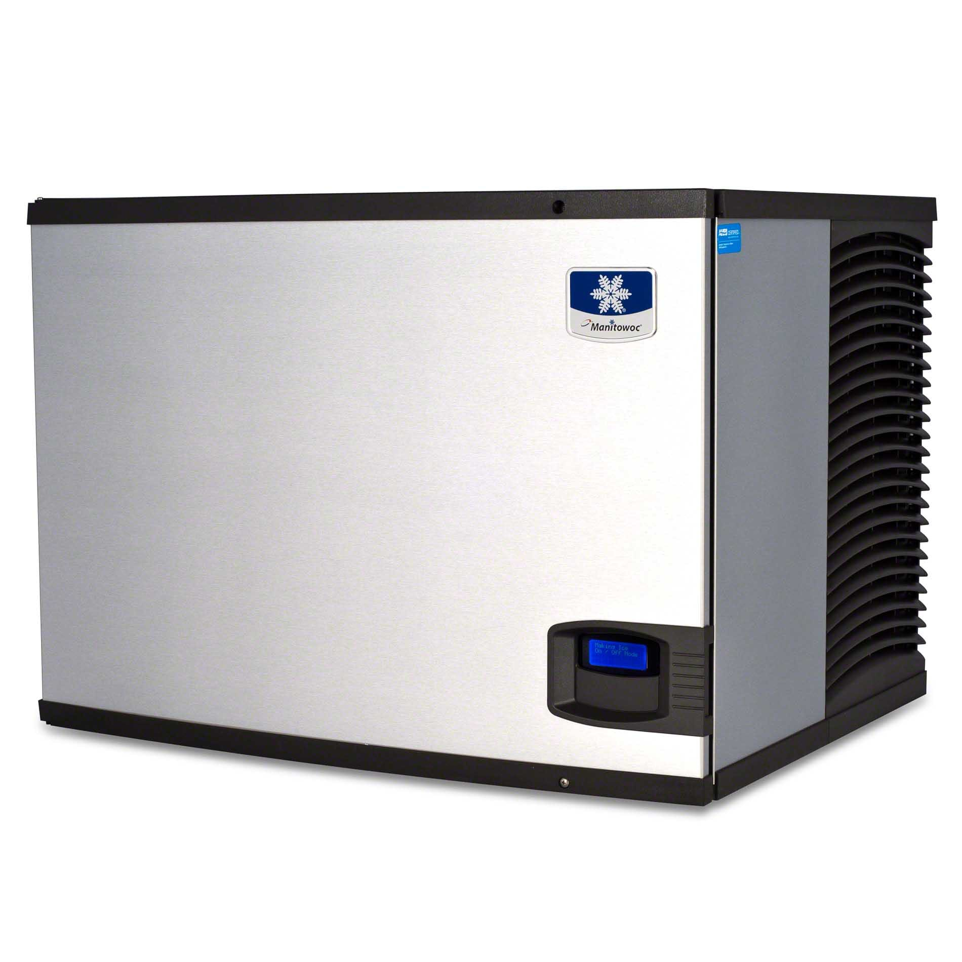 Manitowoc - IY-0505W 550 lb Half Size Cube Ice Machine - Indigo Series - sold by Food Service Warehouse
