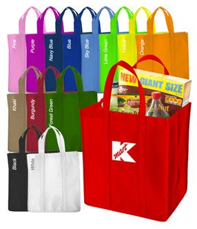 Reusable Totes Bag sold by Brand U Promotional