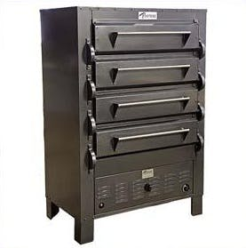 Peerless 2324B Multideck Gas Bake Oven Commercial oven sold by pizzaovens.com