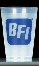 16 Oz. Tall Unbreakable Translucent Frosted Cup Disposable cup sold by Ink Splash Promos™, LLC