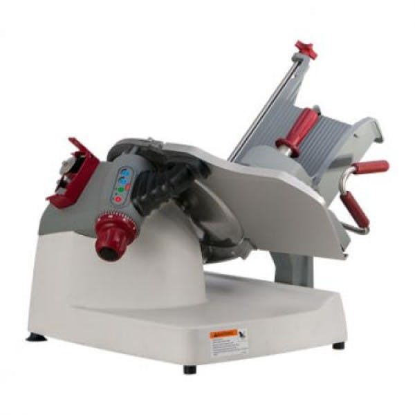 "Premier 13"" Manual Meat Slicer - BERX13-PLUS"