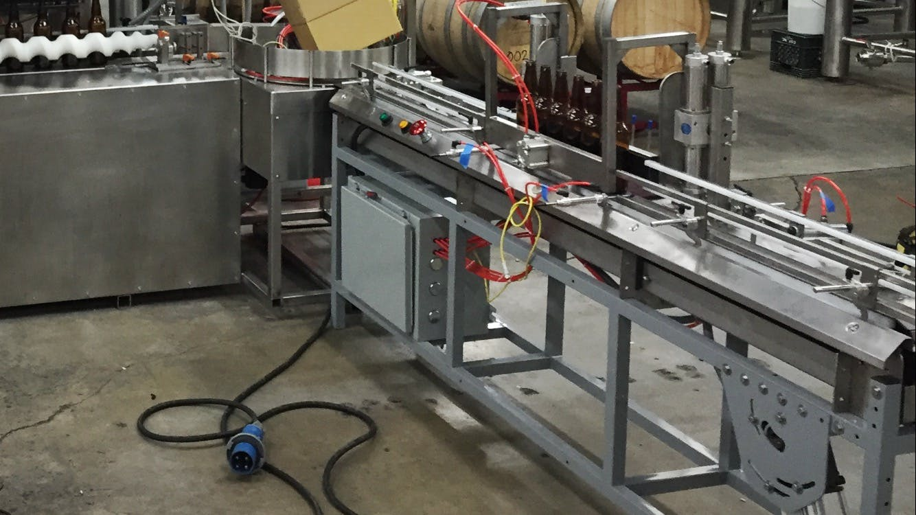 Bottle Washer Bottle washer sold by WeCan Brewing Systems
