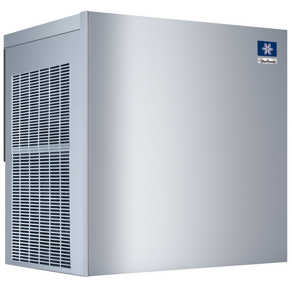 "Manitowoc RFS-0650A 22"" Air Cooled Flake Ice Machine - 730 lb. Ice machine sold by WebstaurantStore"
