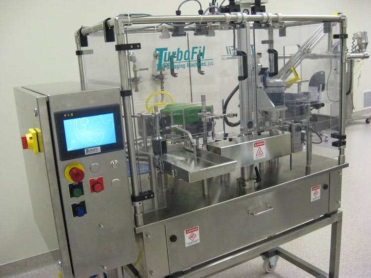VERS 40 - Bottle filler sold by TurboFil Packaging Machines
