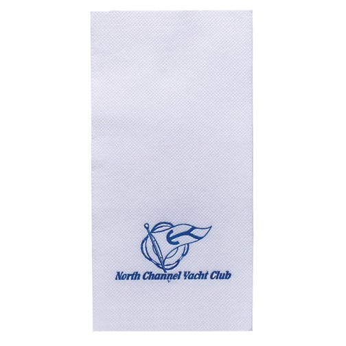 Napkins, Lasting Impressions CollectionTOL-5HT, White Hand Towel Napkin sold by Distrimatics, USA