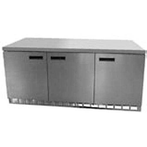 "Delfield - 4472N 72"" Worktop Refrigerator Commercial refrigerator sold by Food Service Warehouse"