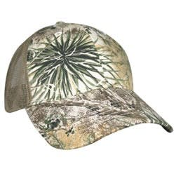 0c01a16aa84 GameGuard® Camouflage Nu-Fit® Pro-Style Mesh Fitted Cap - Promotional caps