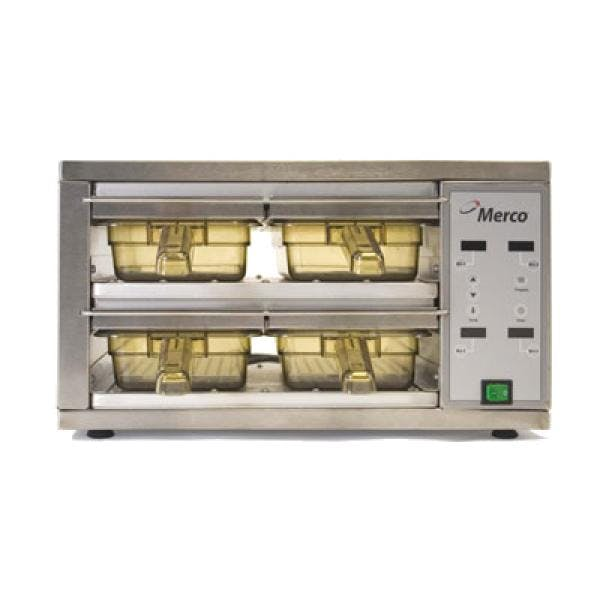 Merco MHC-22 Modular Hot Food Warmer / Holding Cabinet Food warmer sold by pizzaovens.com