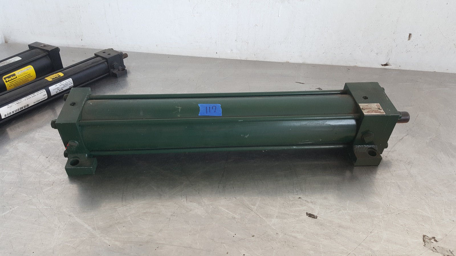 Peninsular 03.25 CP1325 17.000 250 Psi Air Pneumatic Cylinder New - sold by Jak's Restaurant Supply