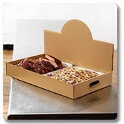 Paper packaging - sold by Berlau Paper House