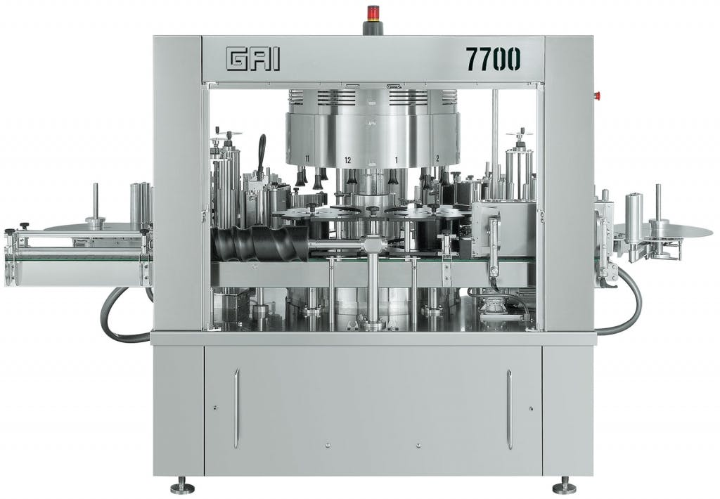 GAI 7700/8M Monoblocks Monoblock sold by Prospero Equipment Corp.