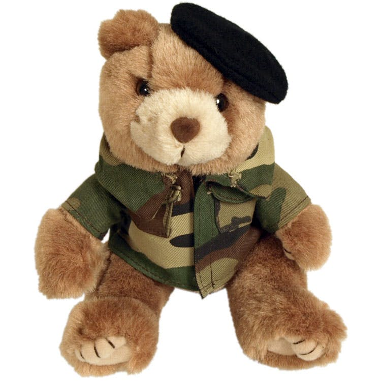 Army Bear (Item # JFFIN-GRUAO)