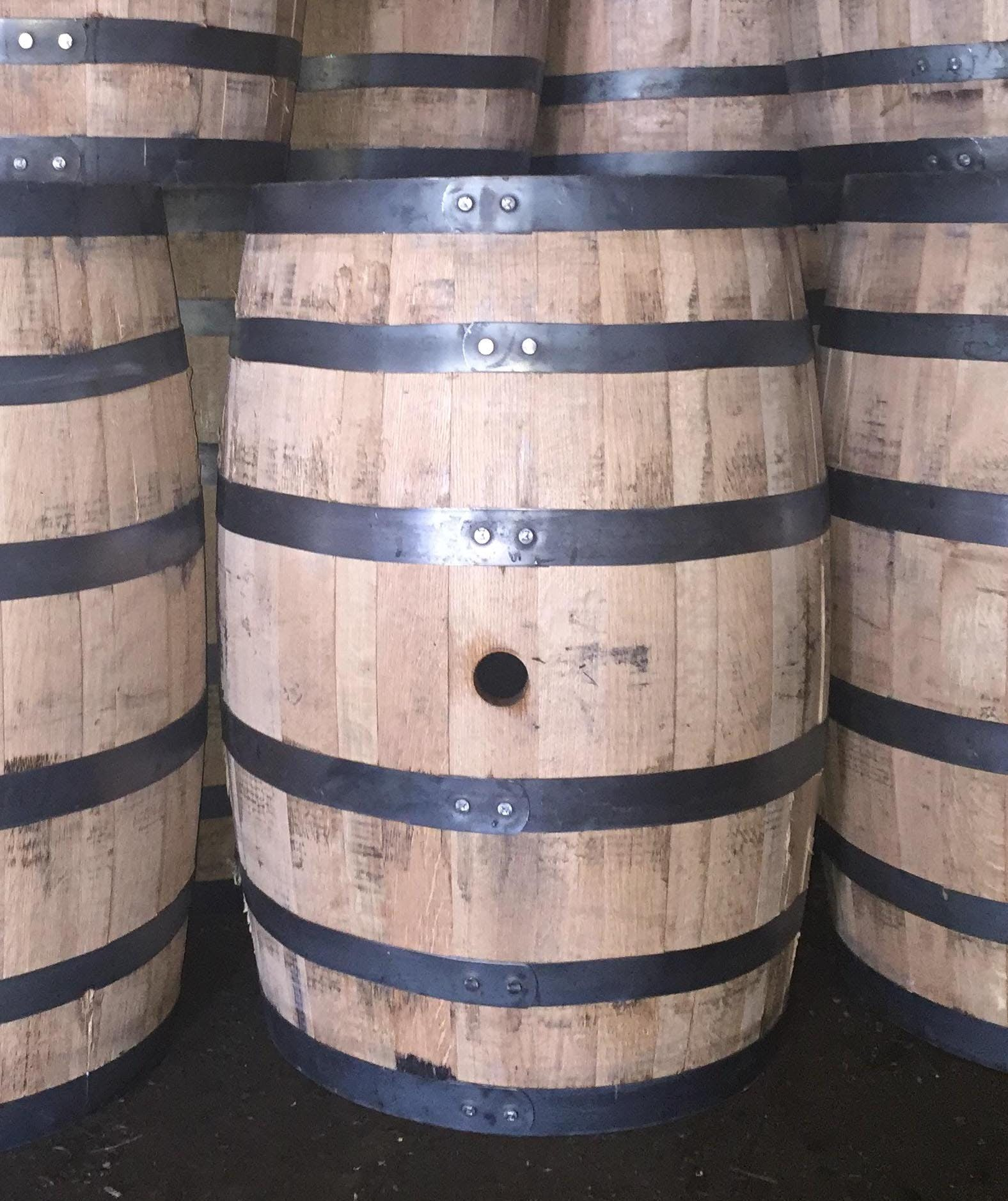 New ZAK Cooperage Craft Selection 53-Gallon White Oak Barrels Whiskey barrel sold by ZAK Cooperage