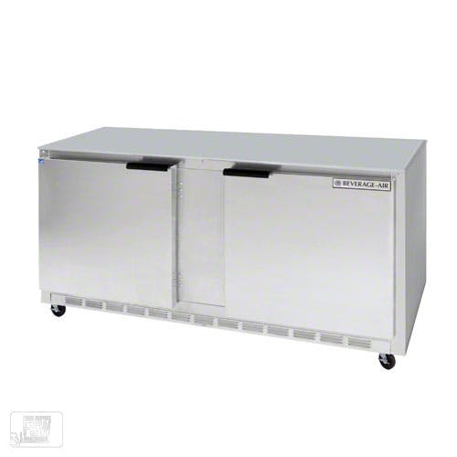 "Beverage Air - UCR60A 60"" Undercounter Refrigerator Commercial refrigerator sold by Food Service Warehouse"