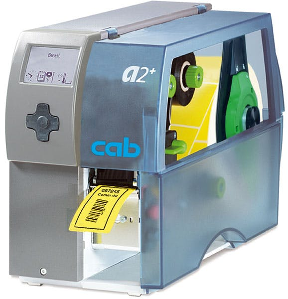 Label printer A+ Series - For Industrial Demands Labeling machine sold by MSM Packaging Solutions