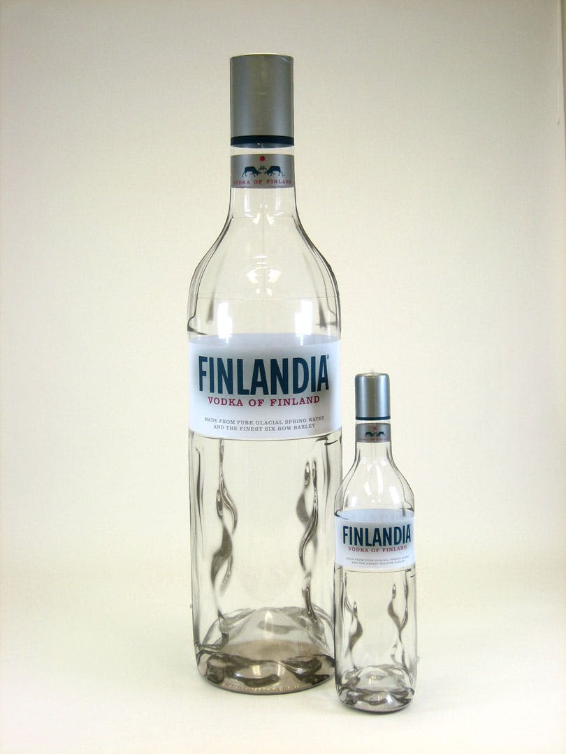 """60"""" EZ Inflate Bottle and 30"""" Bottle with Hanging Tab. - P.O.P. Inflatables - sold by Alvimar Global"""
