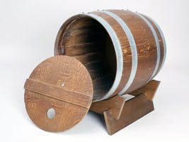 BAG IN BOX BARRELS  Whiskey barrel sold by TONECOR SL