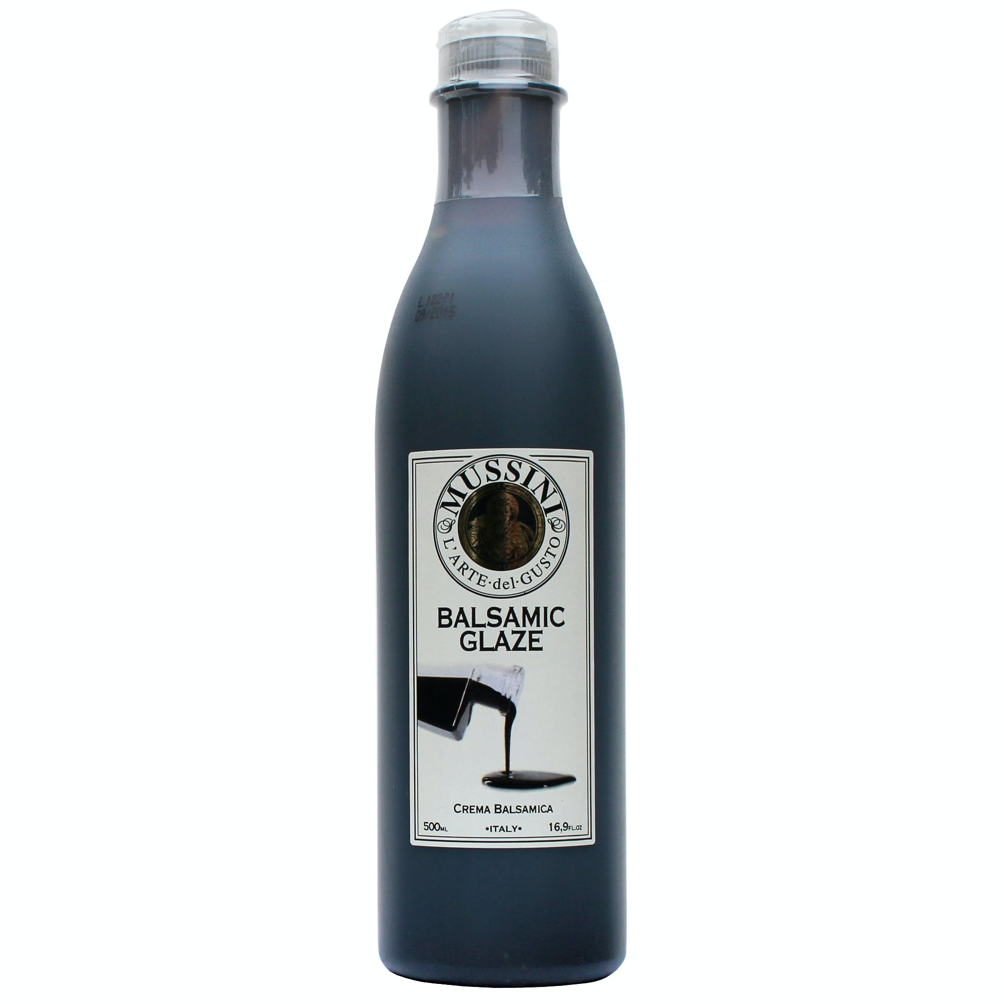 Italian Dark Balsamic Glazes From Mussini, 16.9 Ounces Balsamic Vinegar sold by M5 Corporation
