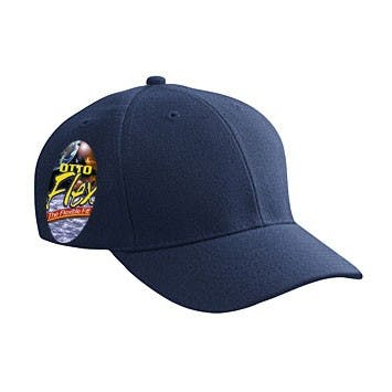 OTTO FLEX stretchable deluxe wool blend low profile pro style caps - sold by Otto International