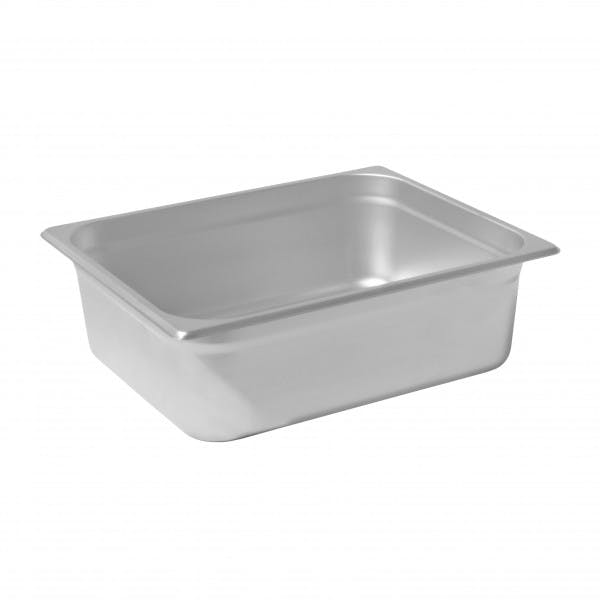 "4"" Half Size Stainless Steam Table Pan"