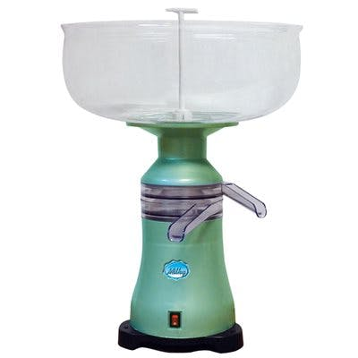 Milky FJ90 Electric Cream Separator-- 90 L / Hr Cream separator sold by Simple Milking Equipment