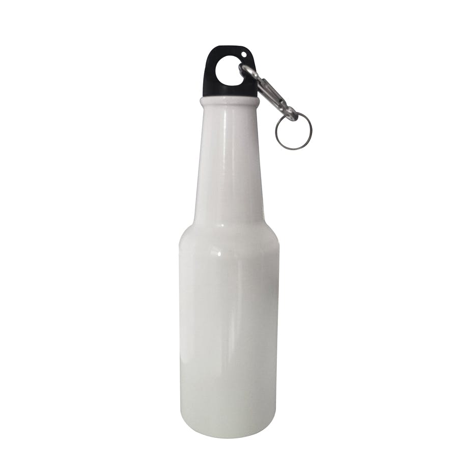 18 Oz. Aluminum Beer Bottle with Twist On Lid (Item # SDNQP-JBYMI) Beer bottle sold by InkEasy