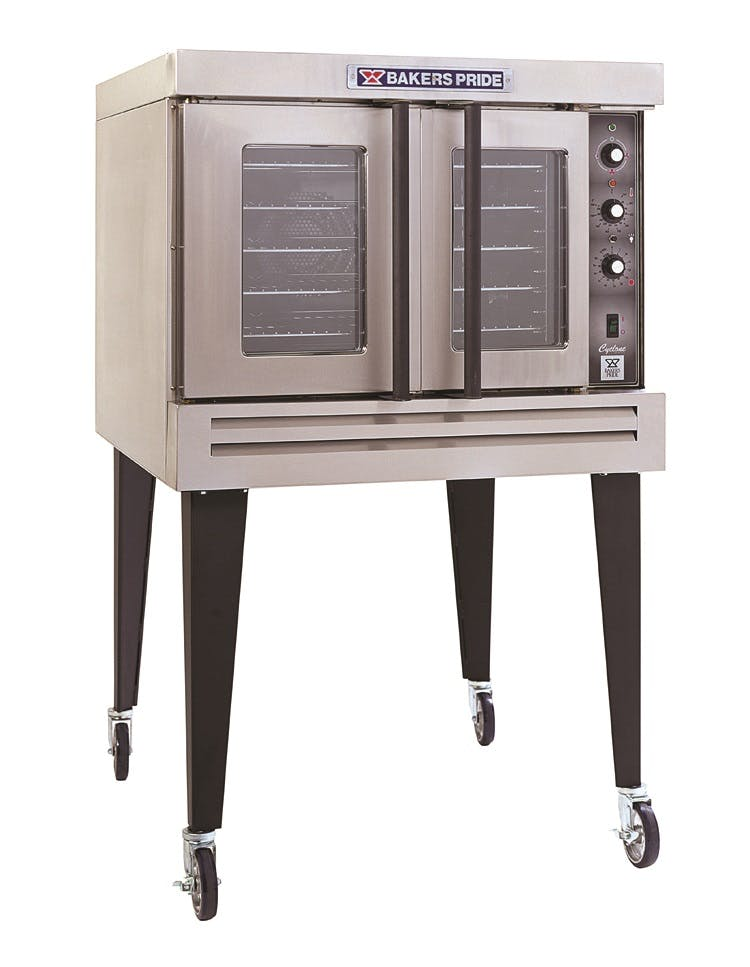 Bakers Pride Cyclone BCO-G Gas Oven Convection oven sold by pizzaovens.com