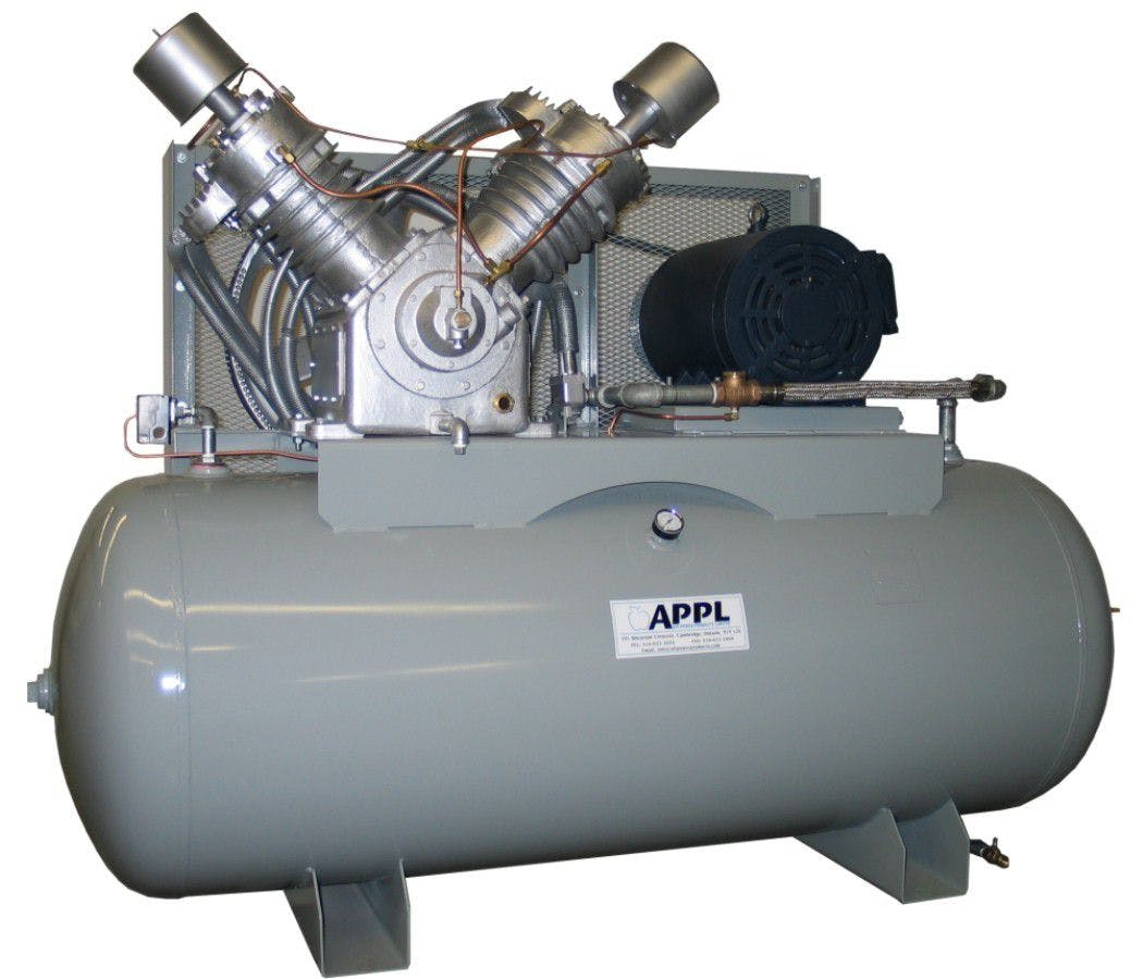 Lubricated Compressors Air compressor sold by Air Power Products Limited
