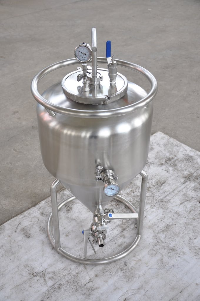 50L Single-Walled Yeast Brink and Propagator Yeast propagation equipment sold by Brew-Tek