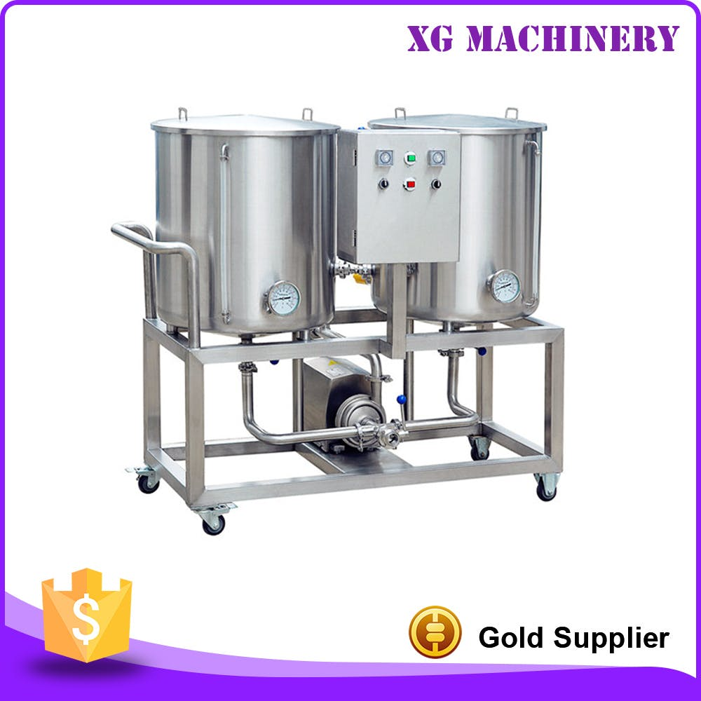 CIP system CIP system sold by Ningbo XG Machinery