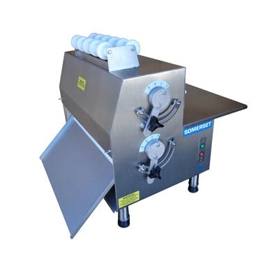 "Somerset CDR-1500 Dough Roller (up to 15"" diameter) Dough sheeter sold by pizzaovens.com"