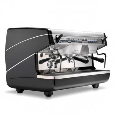 Nuova Simonelli Appia II Volumetric Automatic 2 Group Espresso Coffee Machine Espresso machine sold by Prima Coffee