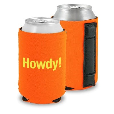 Can Cooler with magnet - Can Coolers - sold by Worldwide Ticket and Label