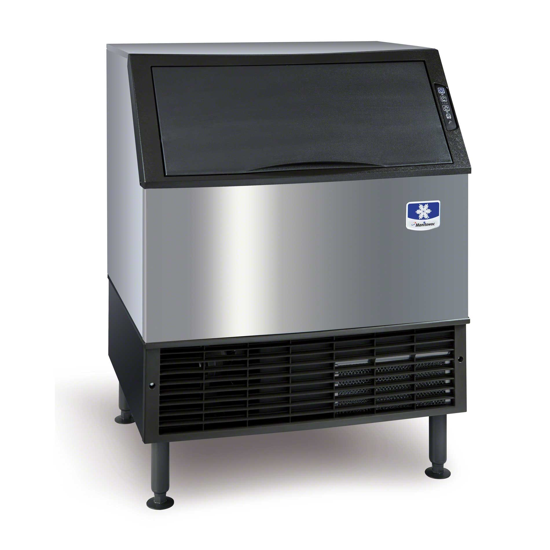 Manitowoc - UY-0310W 271 lb Half-Cube Undercounter Ice Machine - U-310 Neo Series Ice machine sold by Food Service Warehouse