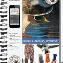 "Interactive Smartbook - Full Color Impression Journal W/Pen Safe (7""X10"") - Custom calendar sold by Dechan, Inc. II"