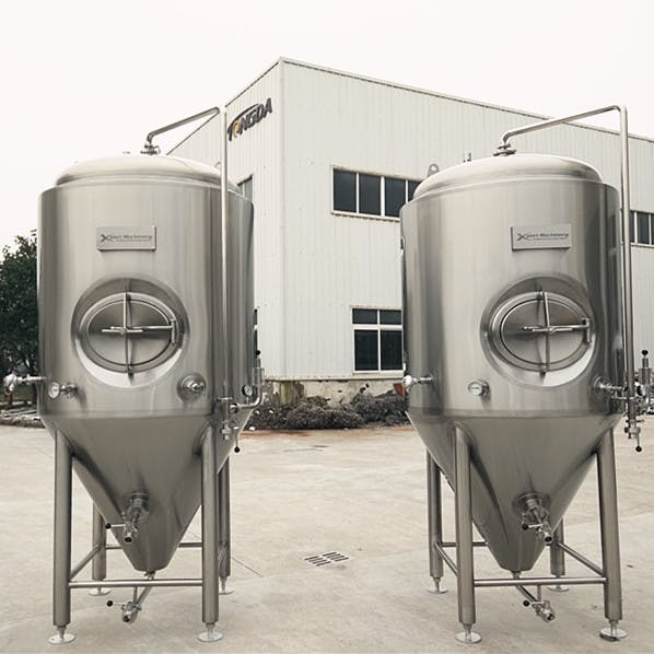 10BBL Fermenters Fermenter sold by TD Tanks, LLC