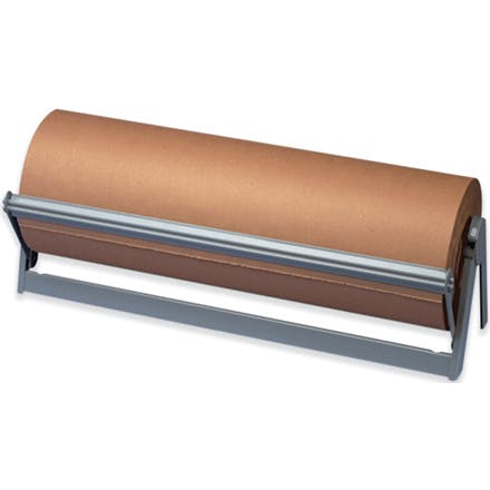 Horizontal Roll Kraft Paper Cutters Kraft packaging sold by Ameripak, Inc.